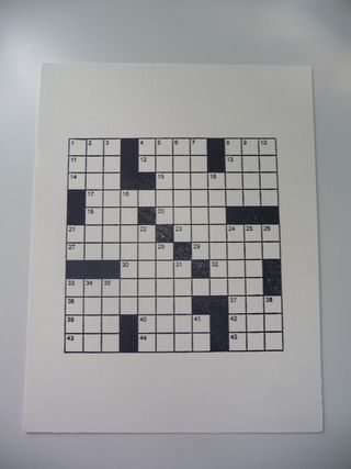 Resized crossword image