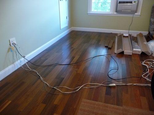 Roffice floor