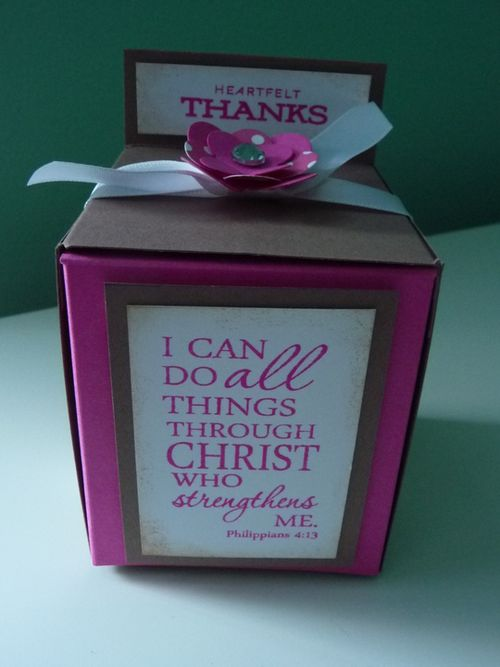 Roct prayer breakfast gift