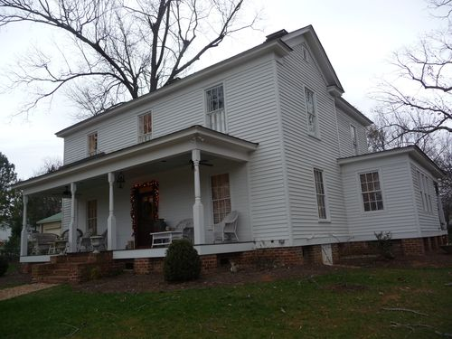 Judys house