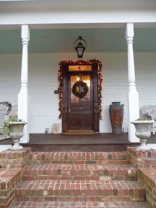 Judys front door