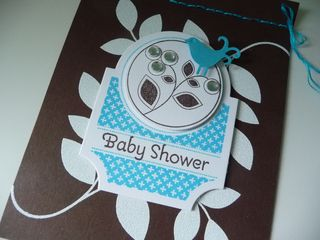 Baby Shower invite cr