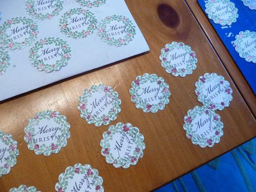 Staff gift tags l