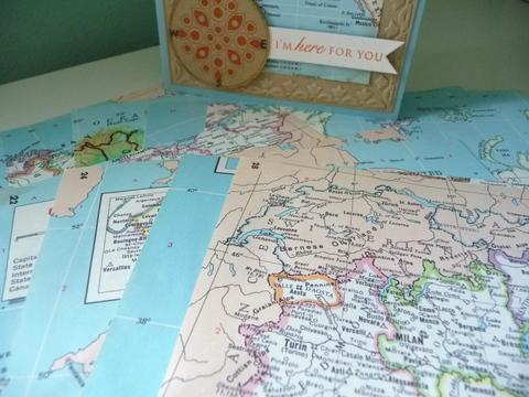Round & Round 4 with maps