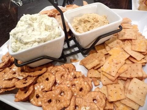 Garlic Feta Cheese Dip