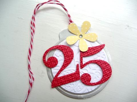 25 tag