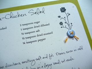 Dilled Macaroni-Chicken Salad cl