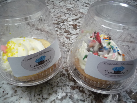 Cupcakes from the Kottkamps