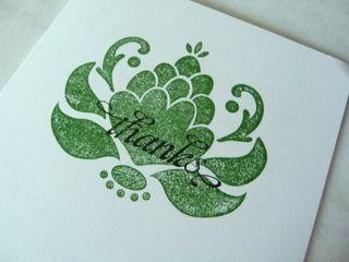 Ornate blossom green cr