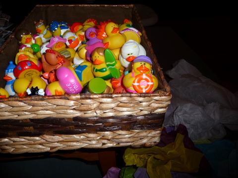 Rubber Ducks from Anna Taluri and Joan Mahoney (2)