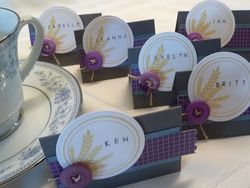 2009 placecards