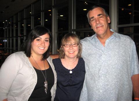 Brittany S bday dinner BJ&K