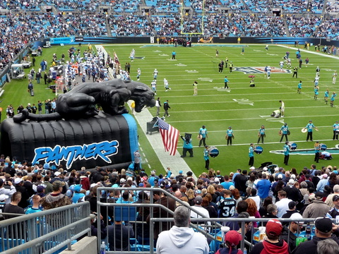 Panthers game (3)