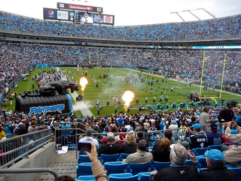Panthers game (5)