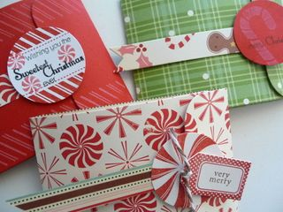 Gift card holders2 cl