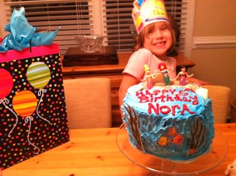 Nora bday