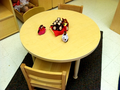 Preschool T3,3B new table