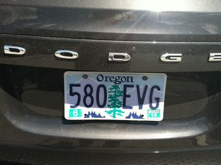 OregonPlate